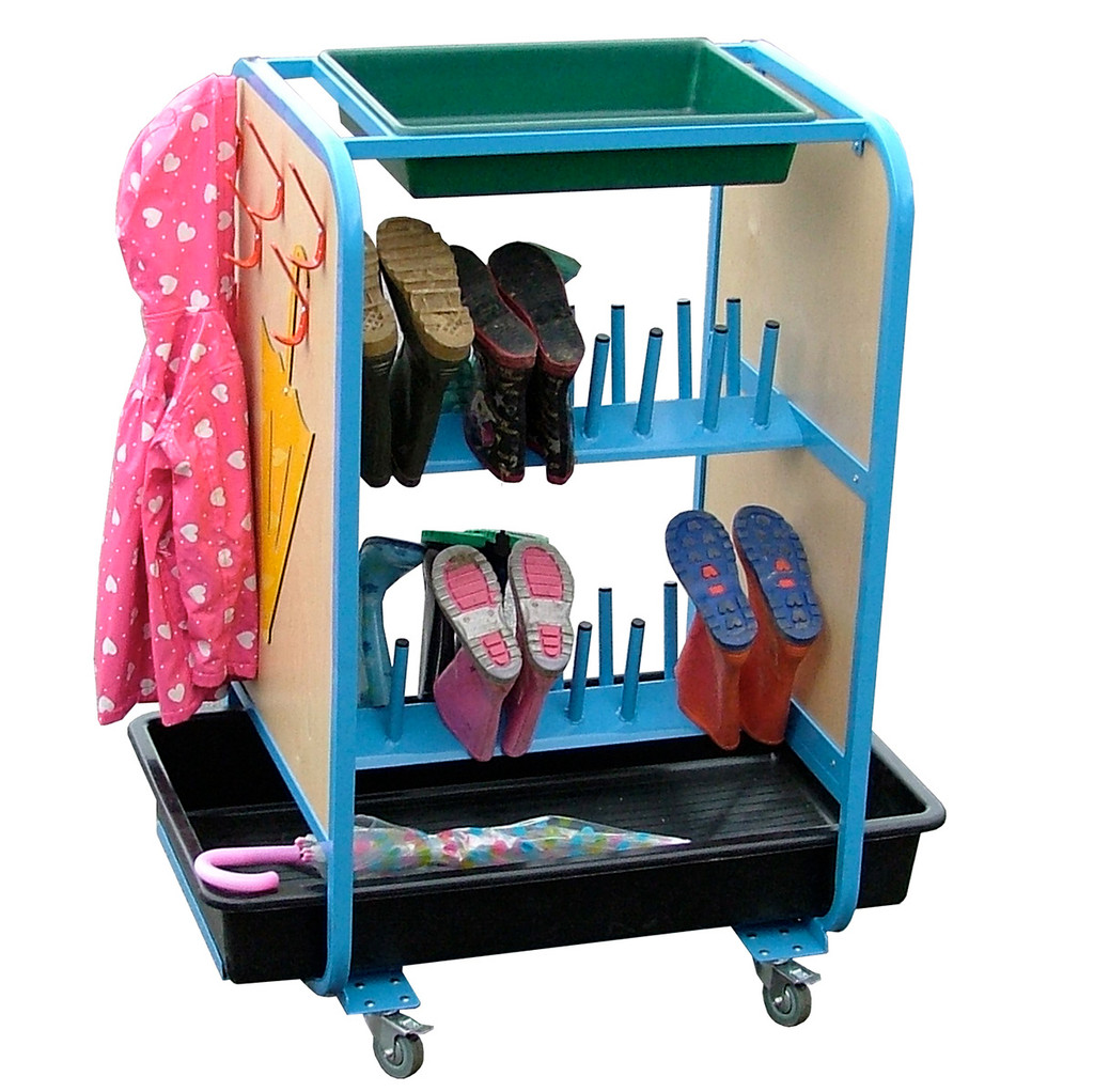 Welly Trolley With Additional Side Hooks (2WEL)