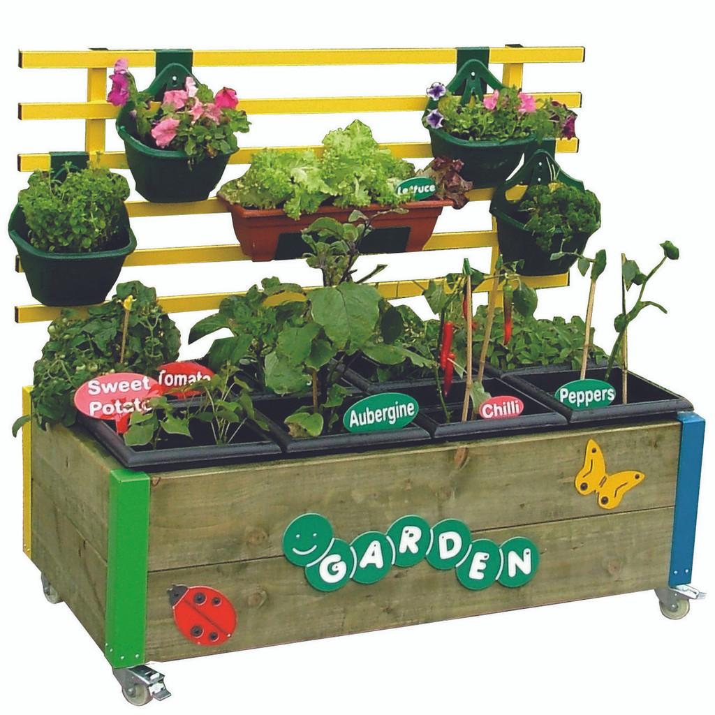 8 Box Planter