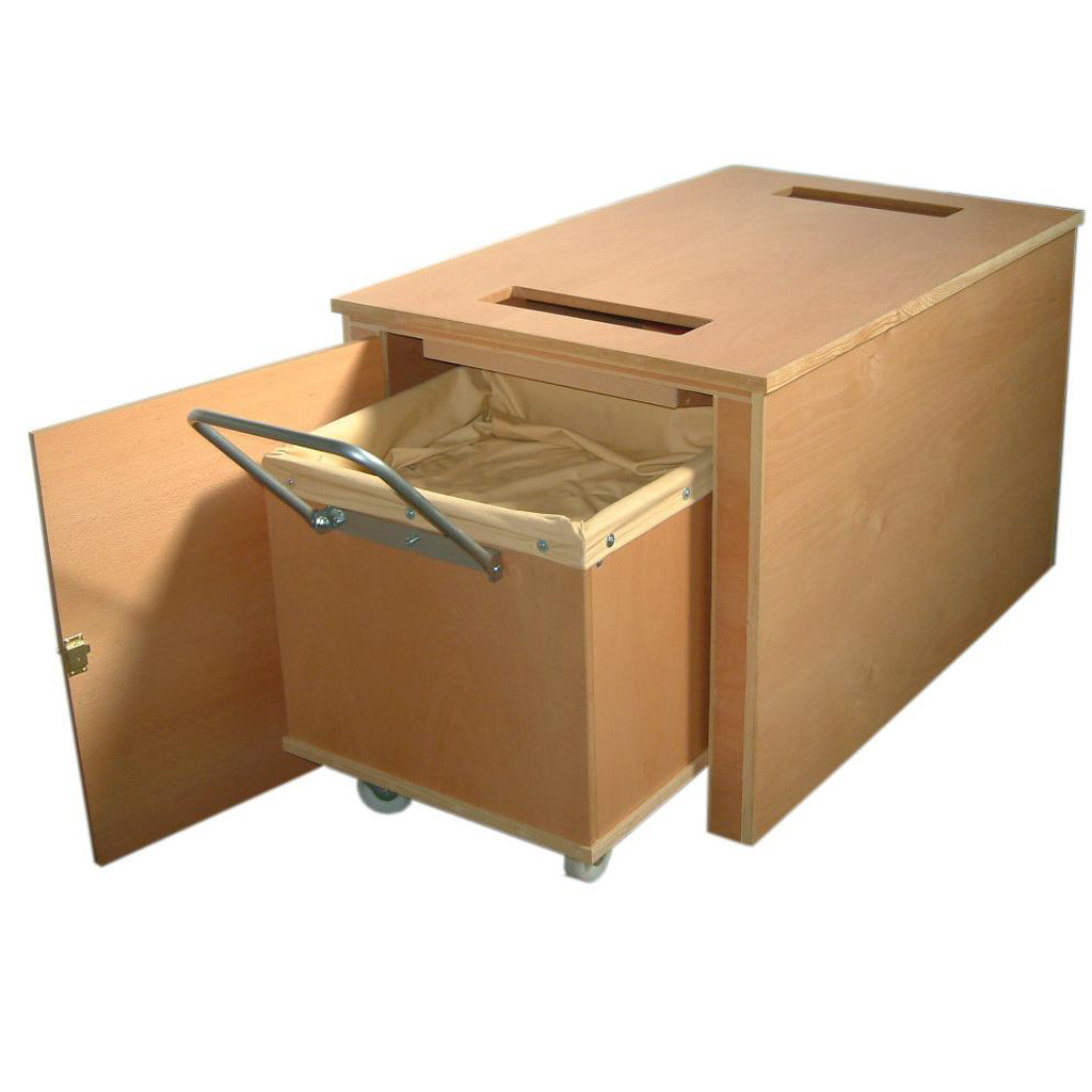 Double Box Return Unit