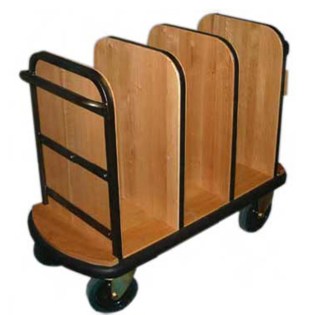 Bespoke Sold Oak Trolley