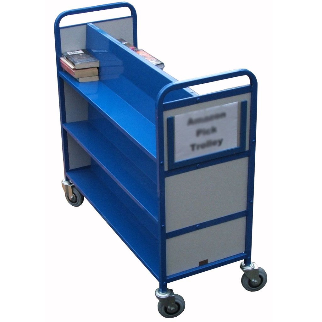 Book Picking Trolley