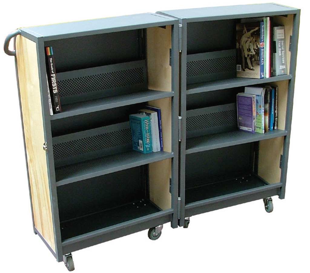 Lock in book trolley (LOKB1)