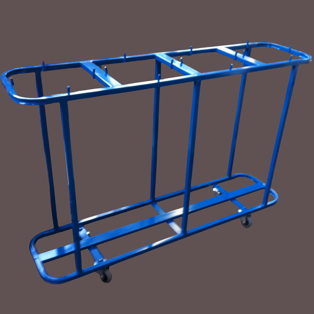 Large Bag Unit Trolley