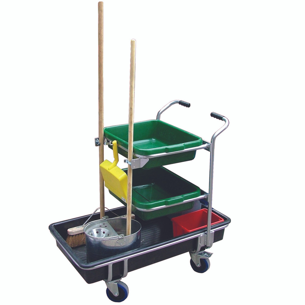 Multi-Purpose Cleaning Trolley (LDFS8)