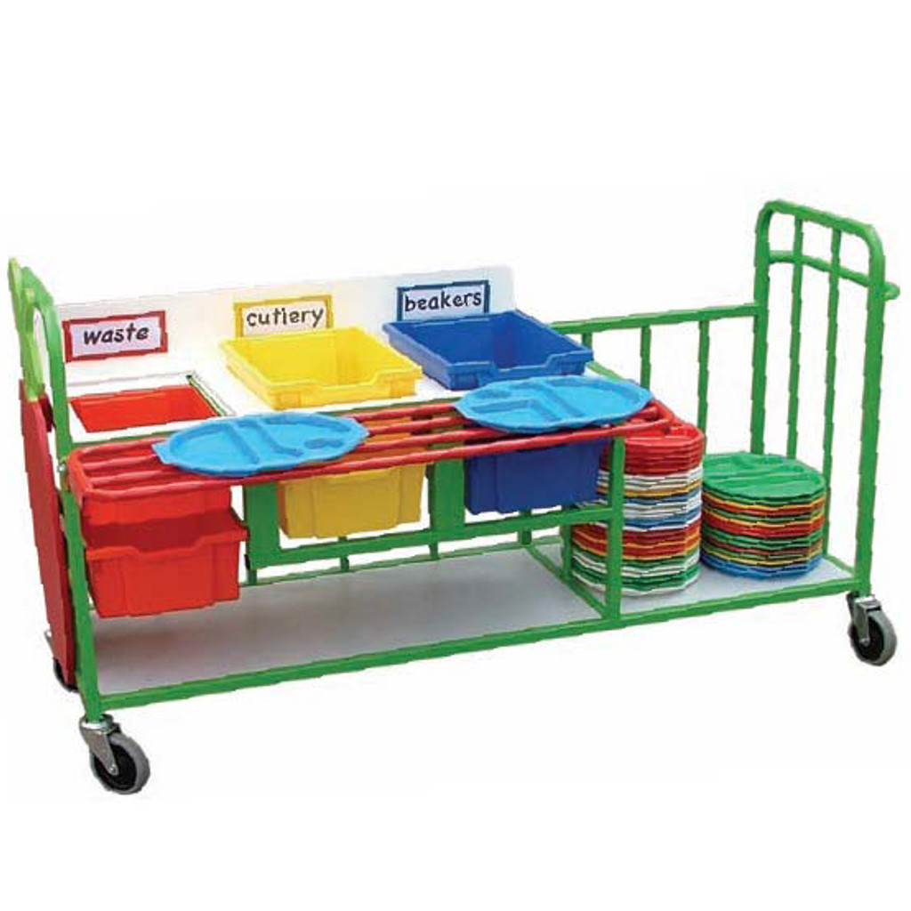 Extra Large Waste Trolley (12SDJN)