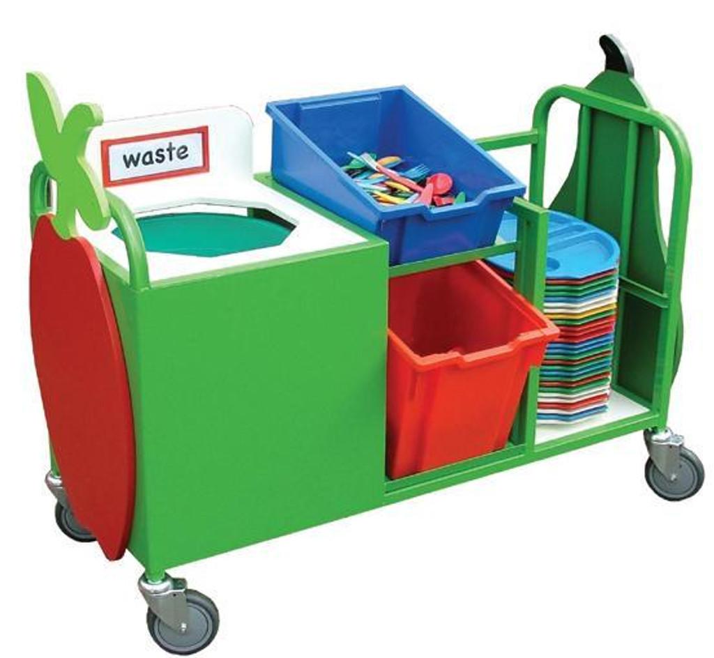 Mini-Waste Trolley