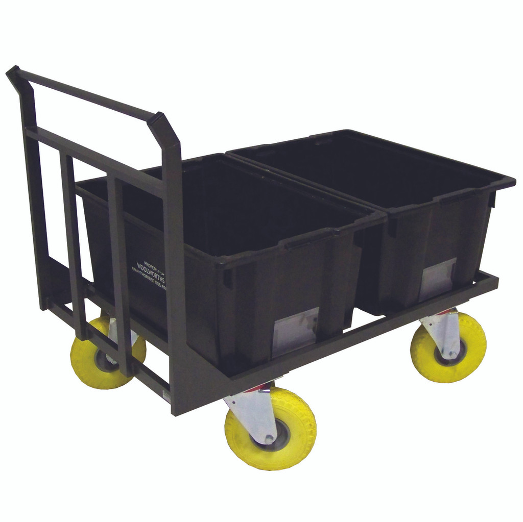2 Tote Box Trolley (TB12)