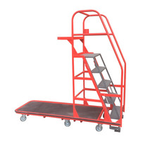 Step Trolley - CD1412 (Portfolio Item)