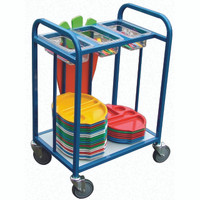 Compact Cutlery Trolley