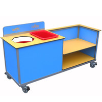 Twin Tray Trolley