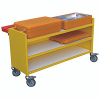 Available in Any Colour box trolley