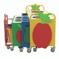 Stow Away Range (4 Trolley Pack) (2NEST)