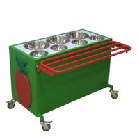 Chilled Salad Unit