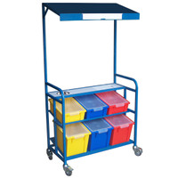 Covered Fruit Trolley
