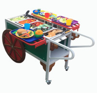 Fruit and Salad Wagon