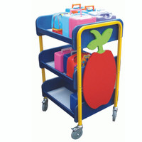 Lunch Box Trolley