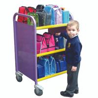 Lunchbox Trolley