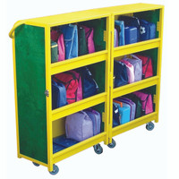 Lock in Lunch Trolley (1LOKN)