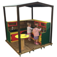 Outdoor Role Play Muddy Kitchen (ODP01)