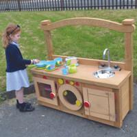 Outdoor Role Play Garden Kitchen (20VK)
