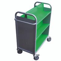 Double Sided Steel Trolley
