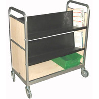 Economy Book Trolley