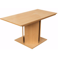 Beech Table Top Display