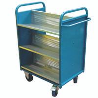 Extra Wide Aluminium Trolley