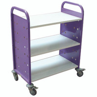 Aluminium Flat Shelf Trolley