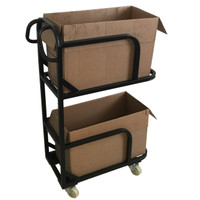 2 Tier Box Trolley (CD47)