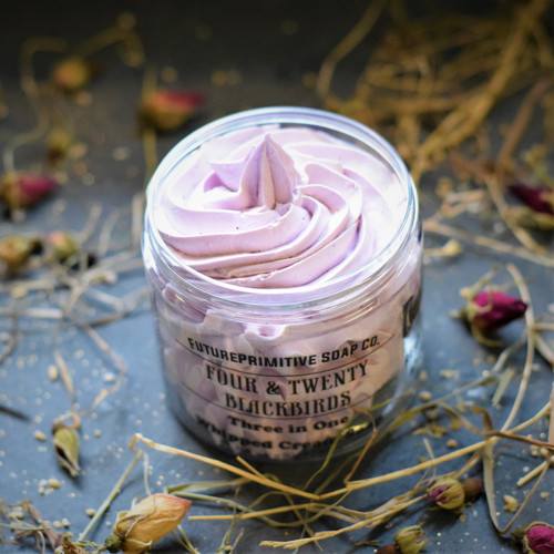 Four & Twenty Blackbirds Whipped Soap