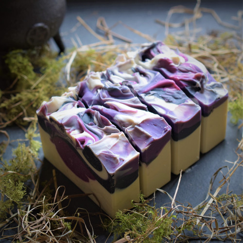 Here We Go Round The Mulberry Bush Handmade Soap