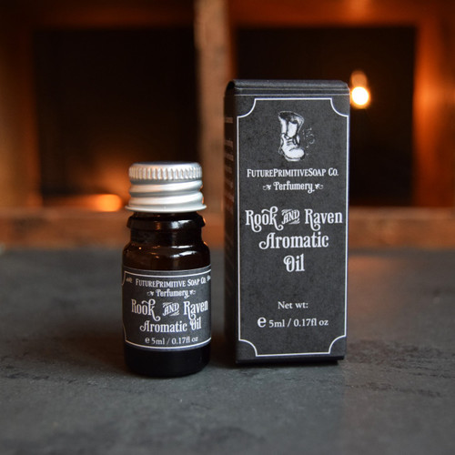 Rook & Raven Aromatic Perfume Oil