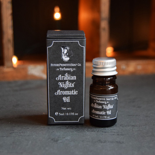 Arabian Nights Aromatic Perfume Oil