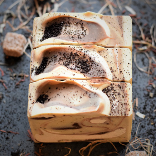 Luxury Jamaican Mocha Handmade Soap