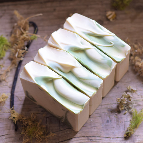 Lime Cooler Handmade Soap
