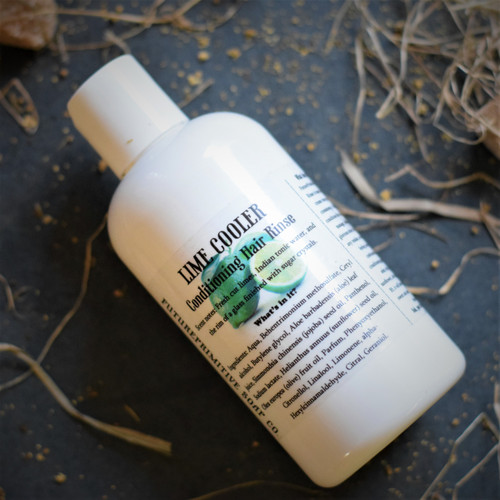 Lime Cooler Conditioning Hair Rinse