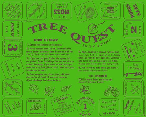 Tree Quest Fundana