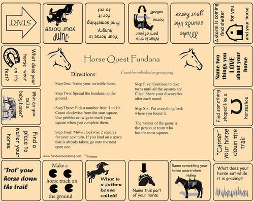 Horse Quest Fundana