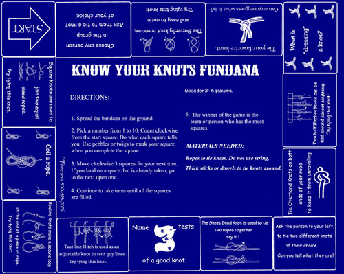 Know Your Knots Fundana