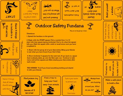 Outdoor Safety Fundana