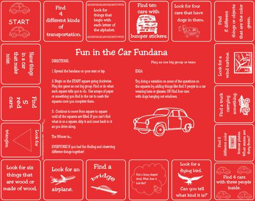 Fun in the Car Fundana