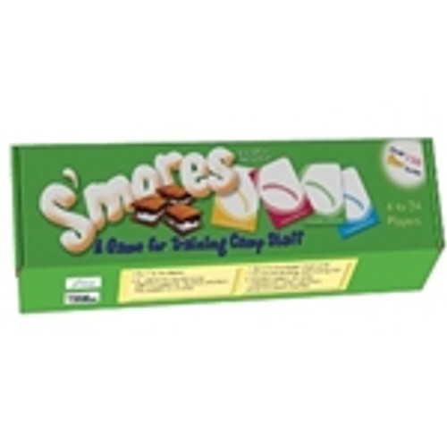 S'mores and Other Sticky Stuff-A Game for Training Camp Staff (2nd Edition)