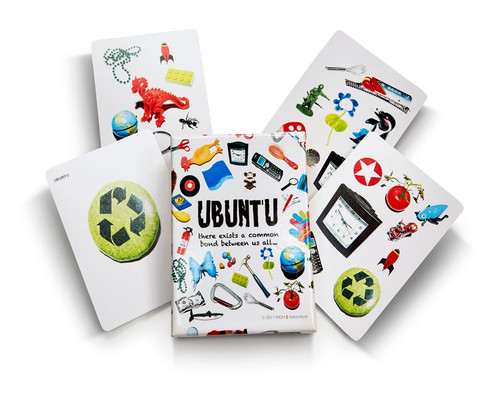Ubuntu Cards
