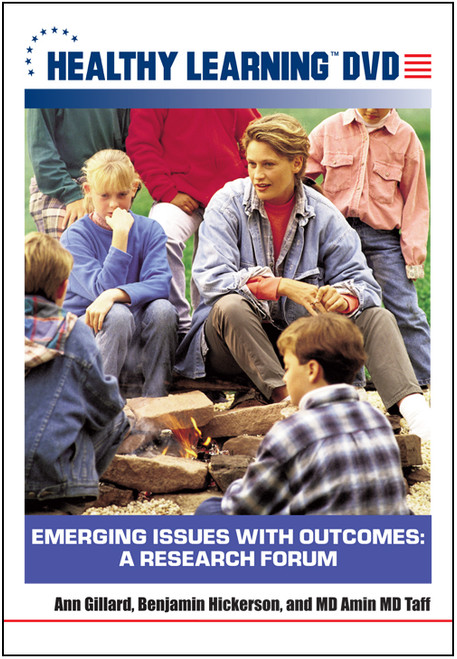 Emerging Issues With Outcomes: A Research Forum