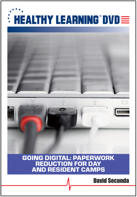 Going Digital: Paperwork Reduction for Day and Resident Camps