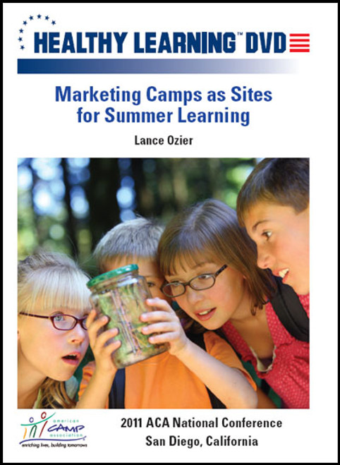 Marketing Camps as Sites for Summer Learning