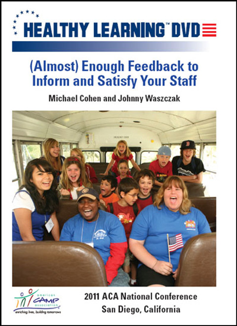 (Almost) Enough Feedback to Inform and Satisfy Your Staff