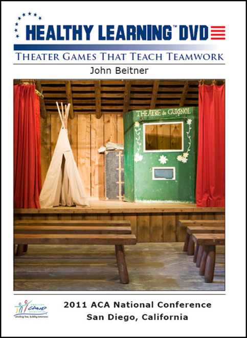 Theater Games That Teach Teamwork