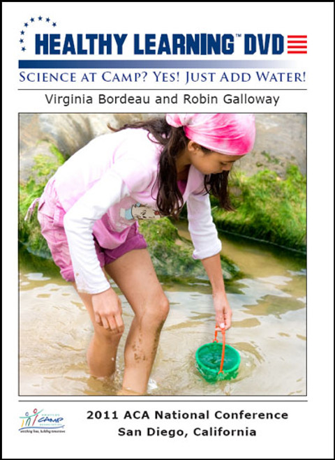 Science at Camp? Yes! Just Add Water!